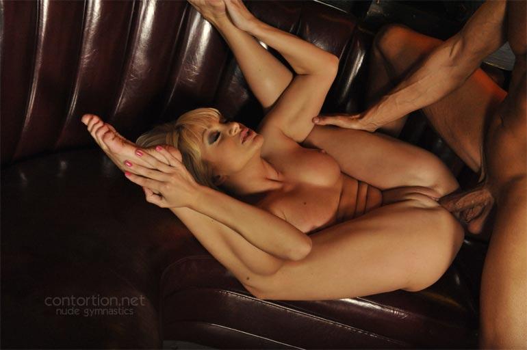 Gymnast sex pics