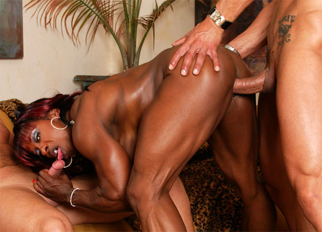 Filmvz Female Body Builders Fuck