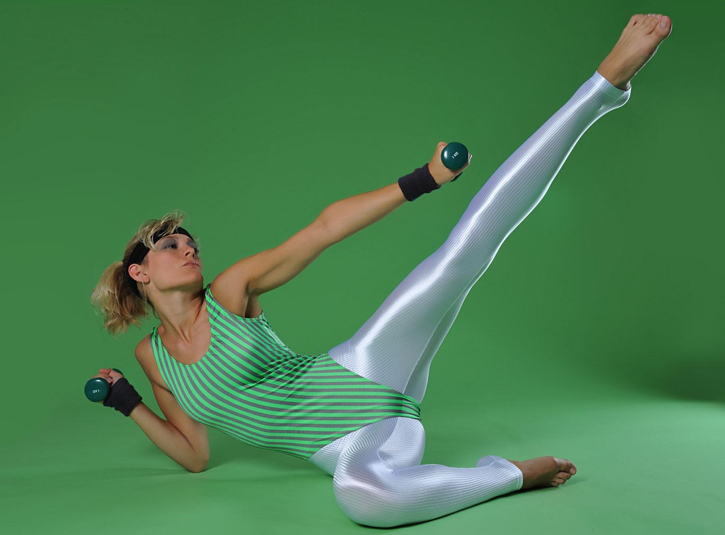 spandex flexible