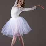 Nude ballet photos with the flexible naked girls