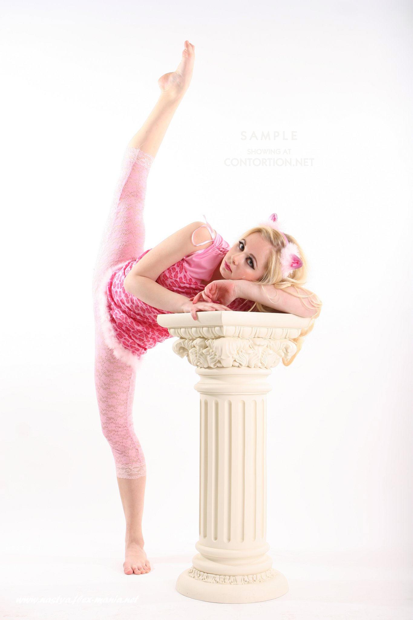 flexible nastya Sexy girl