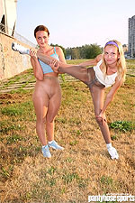 This rather pantyhose sports galleries think