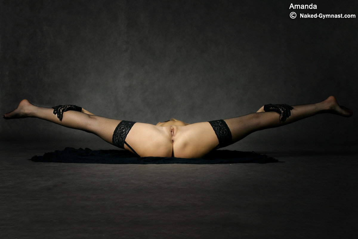 Etreme Contortion Nude