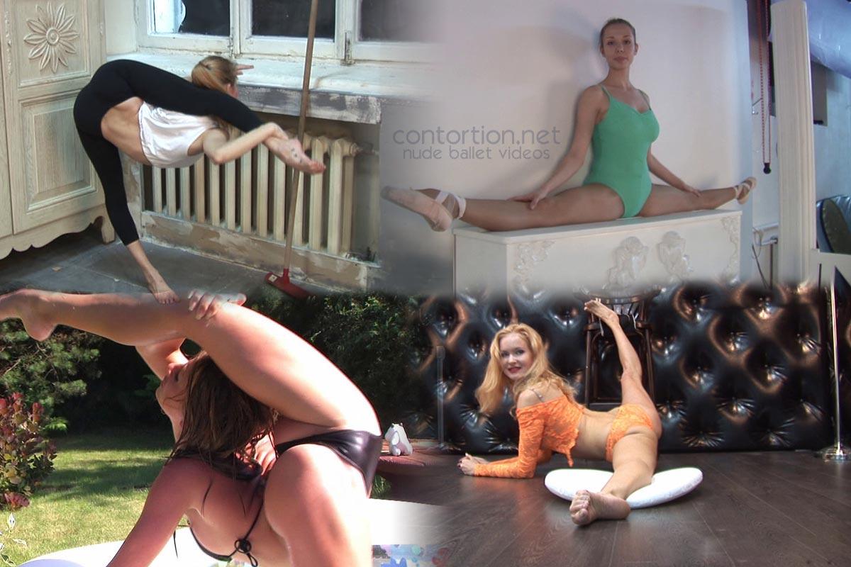 women ballerina caught nude pictures real sex