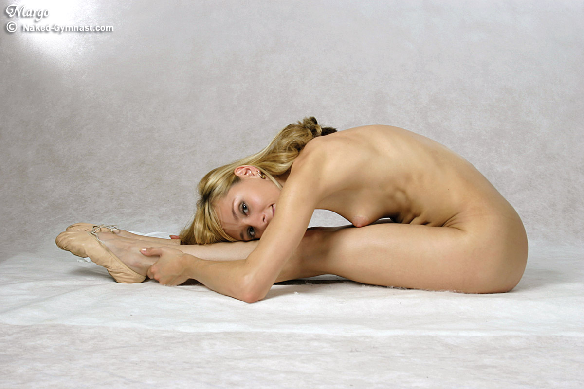 girl stretching erotic