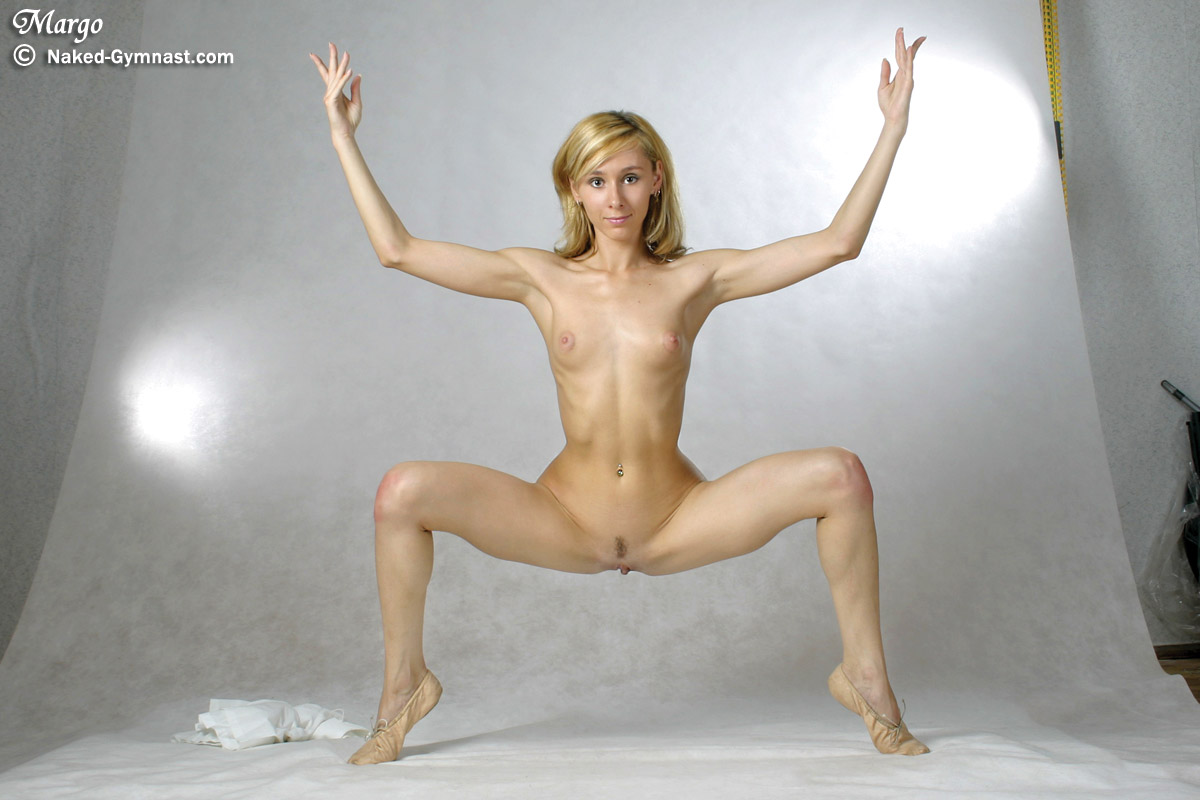 Female gymnast naked romanian