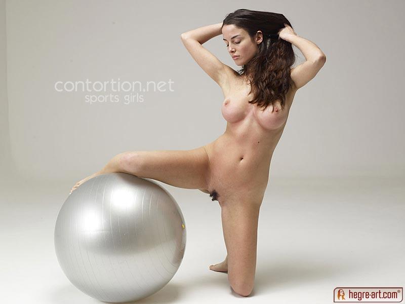 Nude pilates photos