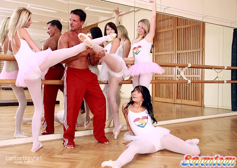 Ballet sex pictures