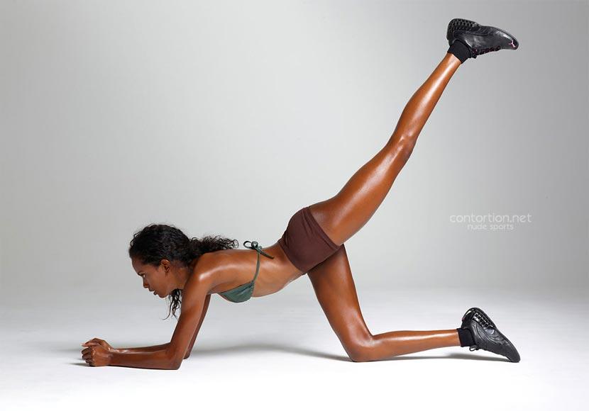 Nude sports