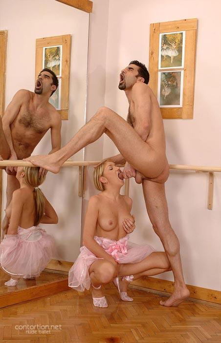 Ballet porn pics