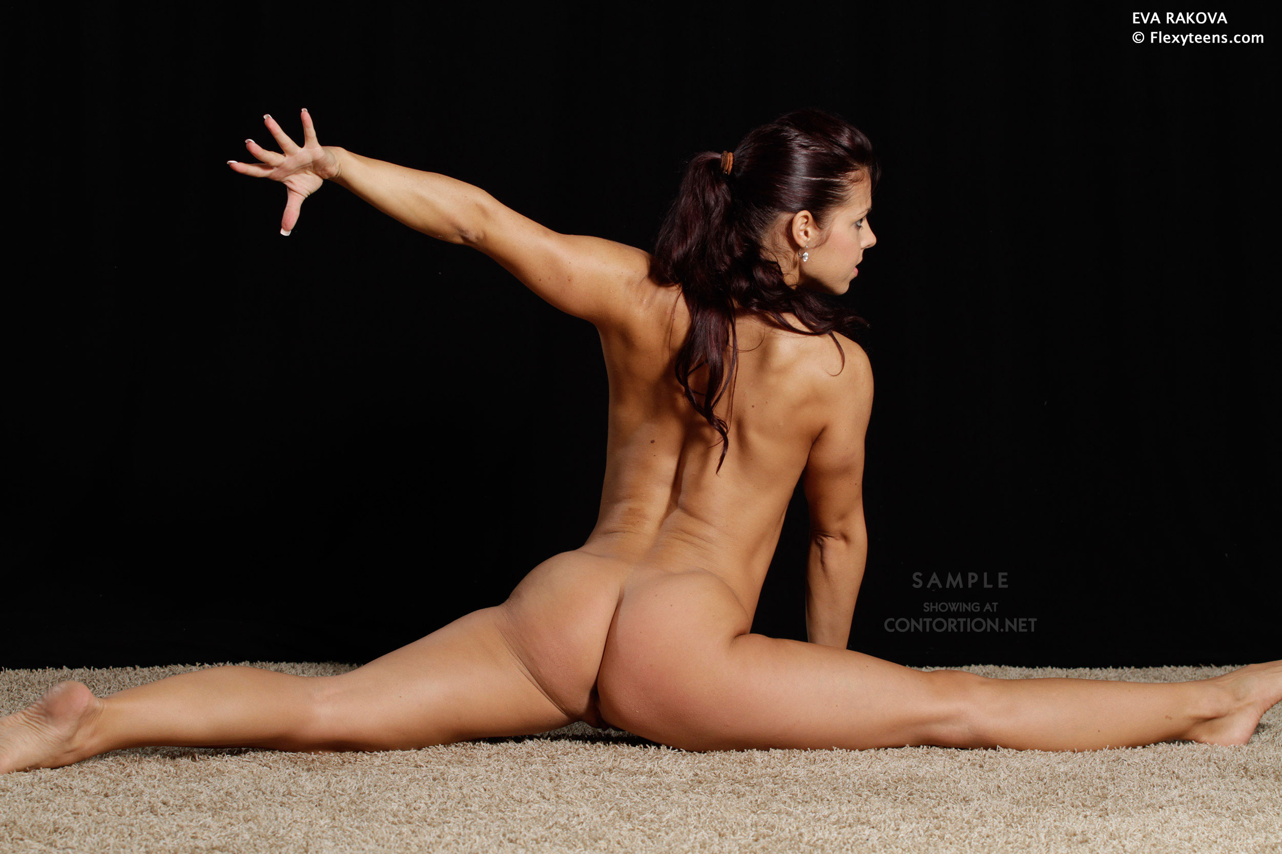 nude female gymnast sex