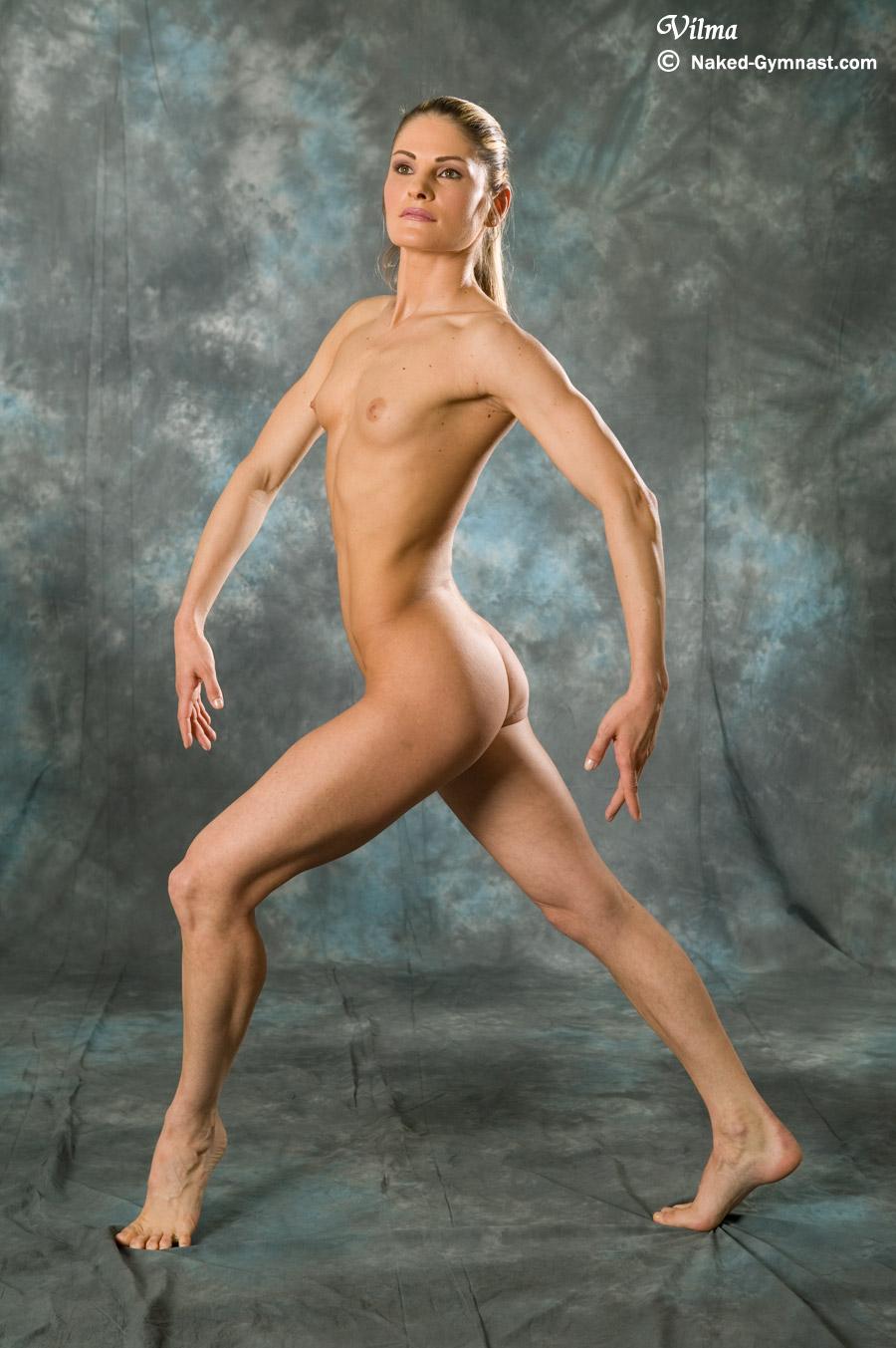 hot naked gymnast girls